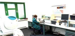 Spektrometer EDRFA